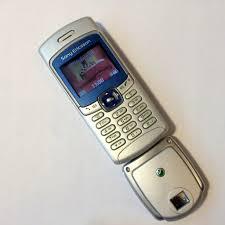 Sony Ericsson T230 z aparatem w pełni ...