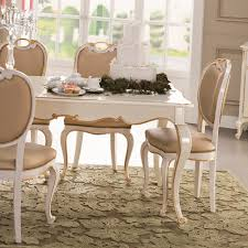 square louis reion white dining table set juliettes interiors room elegant gold leaf extendable high top kitchen round and chairs wood small dinette