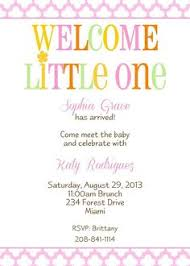 welcome party invitation wording baby shower after baby is born invitation wording iidaemilia com