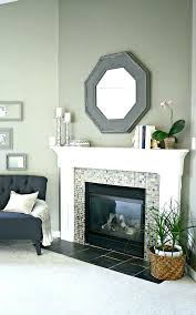 mirrors over fireplace mantels s s mirror over fireplace mantel