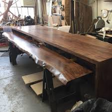 rustic contemporary furniture. Rustic Modern Furniture Luxury Live Edge Reception Desk In The Works Custom Built Contemporary