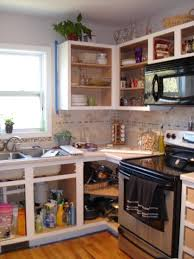 cabinets without doors. the best kitchen cabinets without doors cabinet ideas
