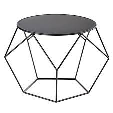 round black coffee table. Round Black Coffee Table L