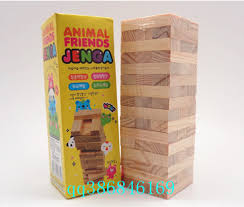 Wooden Bricks Game