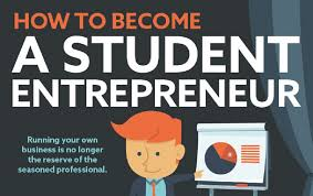 become a student entrepreneur in easy steps