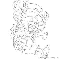 Colorare Manga Disegno One Piece