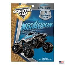 monster jam megalodon value pack