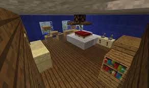 cool bedroom ideas minecraft. minecraft bedroom ideas lake house winona new hampshire hampton post and beam striped bedskirt waterfront wood ceiling wall yellow bedding brown walls cool