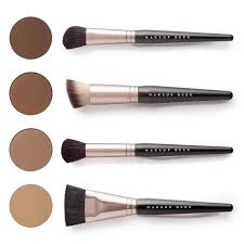 which brush is your favorite to use for applying contour powders makeup geekmakeup