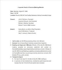 board of directors minutes of meeting template lovely directors meeting minutes template ideas resume ideas