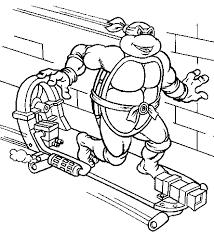 Gratis Ninja Turtles Kleurplaten Voor Kinderen 3