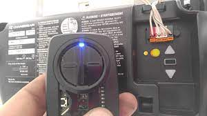 garage door opener universal remote