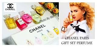 chanel 5 gift set. highlights chanel 5 gift set w
