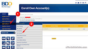 Bdo credit card application online. How To Enroll Bdo Credit Card To Existing Bdo Online Banking Account Banking 30602
