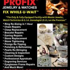 cleaning service advisement flyers profix jewelry watch repairs 22 reviews watch repair 24155