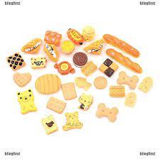 Set 30 búp bê tỉ lệ 1 : 12 làm bánh kẹo ăn tráng miệng dễ thương cho bé    Nông Trại Vui Vẻ - Shop