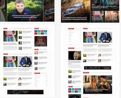 Creative Newspaper Template Newsjunction News Magazine Html5 Template