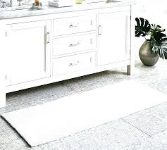 bath runner 24x60 bathroom runner bathroom runner mats awesome rugs classic bath rug double wide pottery