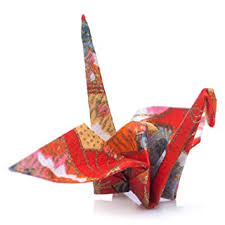 Amazon Com Japanese Origami Cranes Pre Folded Pack Of 10 In Red