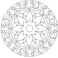 Small Picture Mandala Online Coloring Pages Top Coloring Mandala Online Coloring