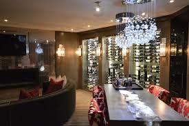 High End Wine Cooler Custom Wine Cellars Genuwine Cellars