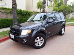 2008 ford escape tire size 2008 ford escape awd limited 4dr suv in el cajon ca ws auto sales inc