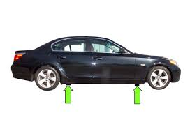 Coupe Series 2004 bmw 545i battery location : BMW E60 5-Series Jacking Your Vehicle (2003-2008) - Pelican Parts ...