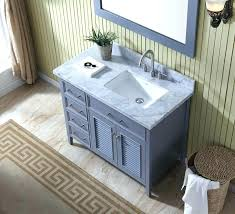How Tall Is A Bathroom Vanity Adorable Right Offset Bathroom Vanity Medium Size Of Sink And Cabinet R Left