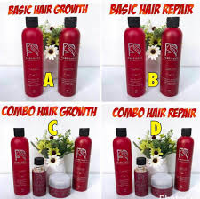 basic set a shoo hair growth conditioner