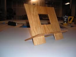 cookbook holder ipad cookbook stand wood cookbook stand