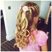 Pretty Girls Hairstyle the 25 best flower girl hairstyles ideas munion 7063 by stevesalt.us