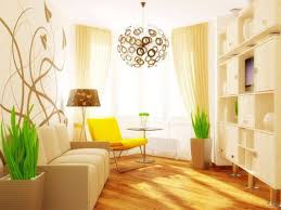 Indoor Plants Living Room Small Living Room Ideas With Wall Decal And Indoor Plants And
