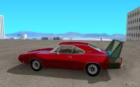 1969 Dodge Charger Daytona for GTA San Andreas