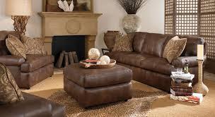 Fanciful Rustic Leather Furniture Brilliant Ideas Beautiful Living