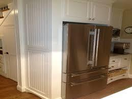 Wrap Around Kitchen Cabinets Cabinet Kitchen Cabinet Around Refrigerator