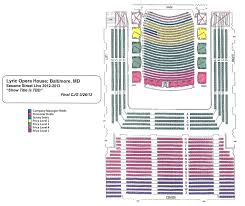 Modell Pac At The Lyric Seating Chart 19 Prototypical Hippodrome Seating Chart Pdf