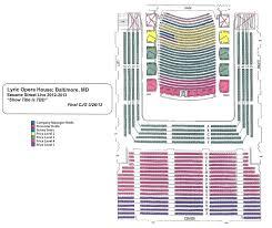 19 Prototypical Hippodrome Seating Chart Pdf