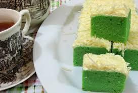 Resep Sponge Cake Kukus Pandan Resep Nasional