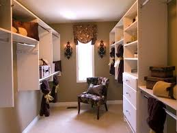 walk in closet with chest of cabinets