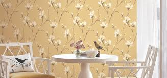 how to spruce up your living space with decorative wallpapers