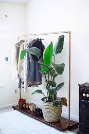 diy garment clothing rack