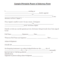 blank power of attorney free printable power attorney template form real estate forms