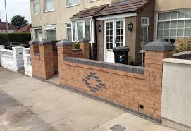 Small Picture Garden Wall in Bootle LJP Builders