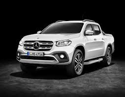 Mercedes X-Class 2018 prices and specs revealed - V6 pickup truck ...