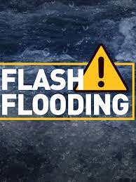 Flash flood warnings, flood watch ...