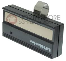 liftmaster garage door opener remote. Delighful Garage Liftmaster 81LMC Billion Code Single Button Garage Door Opener Remote  Control On L