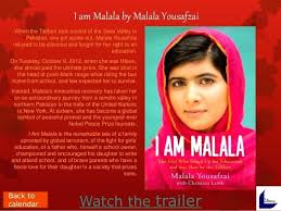 i am malala book cover i am malala yousafzai book cover