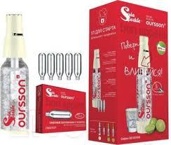 Oursson OS1000SK/IV <b>Набор для домашней газировки</b> купить в ...