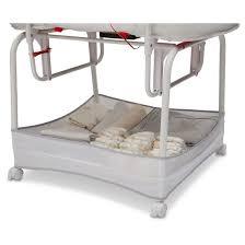 simmons elite gliding bassinet peacock. simmons® kids® slumbertime™ elite gliding bassinet - peacock simmons n