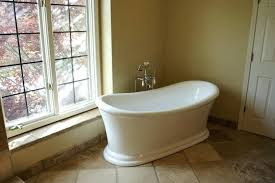 replace shower with bathtub how to add a shower to a freestanding tub cost to replace